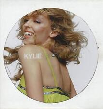 """KYLIE MINOGUE - I BELIEVE IN YOU - 12"""" PICTURE DISC 2004 NEW UNPLAYED"""