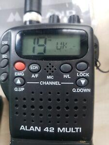 Cb radio handheld Midland Alan 42 muili