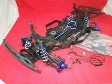 TRAXXAS SLASH 4X4 ULTIMATE 4WD LCG PRE ROLLER ROLLING CHASSIS 4WD 68077-4 NEW