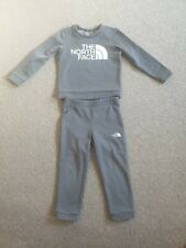 Boys North Face Tracksuit - Age 5