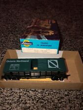 Athearn HO  1213 40' Boxcar Kit. Ontario  Northland  (15i)