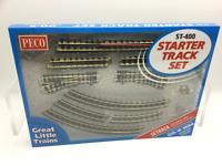 Peco ST-400 OO-9 Gauge Starter Track Set