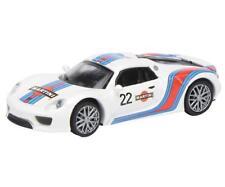 Schuco 1/87 Porsche 918 Spyder Martini #22 452628200
