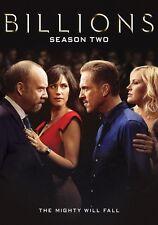 Billions: Season Two (DVD,2017)