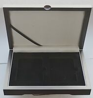 Clear Acrylic  Easel For Slab Coins Holds NGC PCGS ANG AGS ANACS