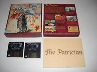 "THE PATRICIAN 1 Pc 3.5"" Floppy Disks - Original BIG BOX"