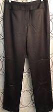 CHADO RALPH RUCCI Brown Wool Slacks; Size 10