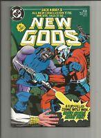 New Gods #6 vfn/nm 1984 Jack Kirby all new Scarce last Kirby DC Comics US Comics