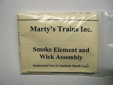 Repro Smoke Element & Wick for American Flyer Steam Locomotives