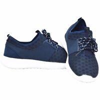 Oasis Zapatos Mujer Cordones Malla Zapatillas Mujer Deportes Correr Botas Casual