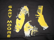 Gary Moore Concert Tour (Lg) T-Shirt Thin Lizzy Shape of Things