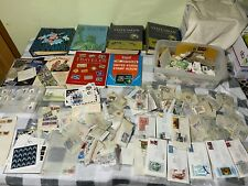2000 plus New & Used US postage Stamps Books etc