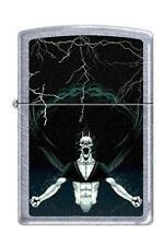 Zippo 7216 gothic demon street chrome Lighter
