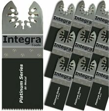 Cn19 10pc Bi Metal Oscillating Multi Tool Saw Blades Fits Craftsman Nextec