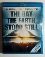 The Day the Earth Stood Still (Blu-Ray, 2008) Original 1951 Sci-Fi Film