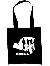 DROOG Tote Bag un Clockwork Orange Kubrick Drughi
