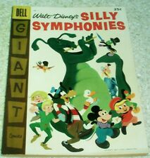 Walt Disney's Silly Symphonies 7, (NM- 9.2) 1957 50% off Guide!