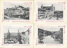 Año 1930. PORTFOLIO FOTOGRAFICO DE TOLEDO.