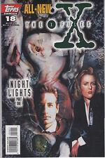 The X Files:18-1996-Topps Comic