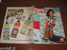 RIVISTA TEMPO 1956/30=GEORGIA MOLL=LA POLONIA=ILSE PETERSEN=L'IPNOSI=