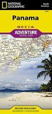 Panama Adventure Travel Map National Geographic Waterproof