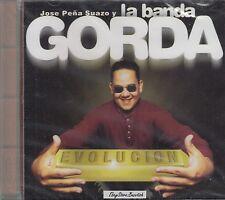 Pena Suazo y Su Banda Gorda Evolucion CD New Nuevo Sealed