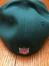 Reebok Fitted NFL Miami Dolphins  Hat Size 7 3/4 NWT Deadstock