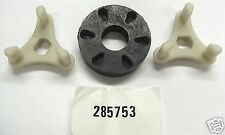 WP285753 for Whirlpool Kenmore Coupling Washer Washing Machine Motor Coupler
