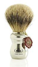 Omega 6652 1st Grade Super Badger Hair Shaving Brush