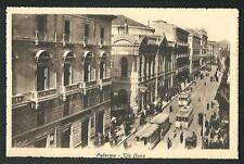 Palermo : Via Roma - non viaggiata , indicativamente primi '900