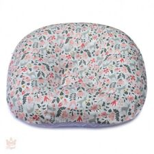 Newborn Lounger Cover Boppy Infant Pillow Baby Removable Cotton Natural USA NEW