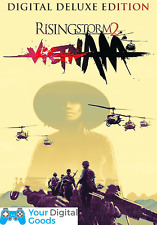 Rising Storm 2: Vietnam Digital Deluxe Edition PC [BRAND NEW, GLOBAL STEAM KEY]
