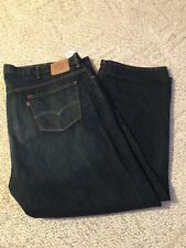 LEVI'S 559 JEANS RELAXED STRAIGHT FIT 54 X 32 FREE SHIPPING​  RED TAB 1523