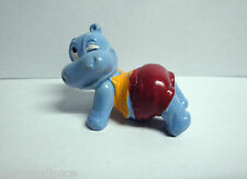 KINDER FERRERO SORPRESINE - serie HAPPY HIPPO FITNESS 1991  n. 6