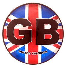 Union Jack Crystal Glass Bubble Fridge Magnet GB Flag UK Souvenir Gift