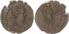 Bronze AE2 383-408 Antike / Römische Kaiserzeit Arcadius Bronzemünze ss+