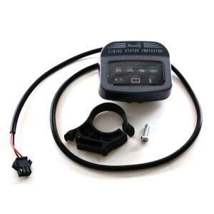 48V Battery Power Status LED Indicator Monitor Meter E-Bike Electric Scooter ATV