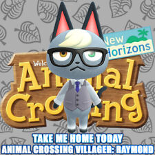 Animal Crossing Villager Move In - Raymond, Sherb, Judie - Request Any Villager