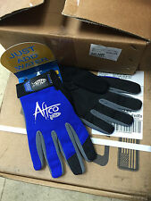 NEW AFTCO Bluefever Utility Fishing Fighting Gloves L GLOVEULBLUE