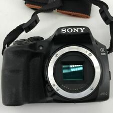 SONY ALPHA 3000 ILCE-3000 20 MP DIGITAL CAMERA