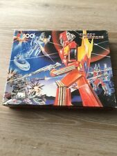 1986 MB Transformers G1 100pcs. Jigsaw Puzzle, Very Rare.