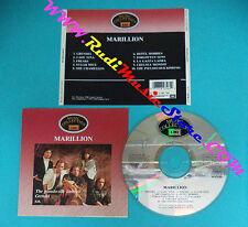 CD MARILLION The pseudo-silk kimono grendel 1993 italy EMI (Xs6) no lp mc dvd