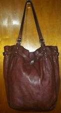 Large Leather Marc Jacobs Tote