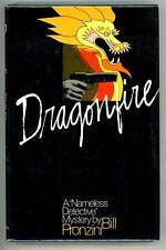 Dragonfire by Bill Pronzini 1st HC w/DJ