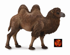 Bactrian Camel Animal Wildlife Toy Model Figure by CollectA 88807 Brand New