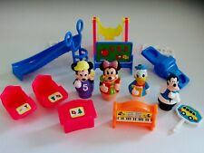 Mickey Mouse Vintage Schoolhouse Figures & Accessories Spares / Repairs