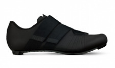 Fi'zi:k Tempo Powerstrap R5 42.5 Road Cycling Shoe Black  $120 Retail