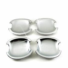 Accessories Chrome Door Handle Base Bowl Covers Trims For 2009-2015 Honda Pilot