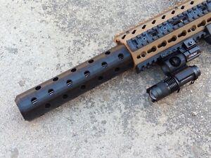MCX A310 Barrel Shroud Muzzle - For Sig Sauer MCX .177 Air Rifle - AirPower3D