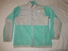 The North Face Denali Green Fleece Jacket Size Small Women's or Girls XL